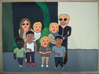 ブラッドピットと家族.jpg